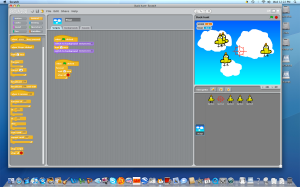 Scratch Screenshot